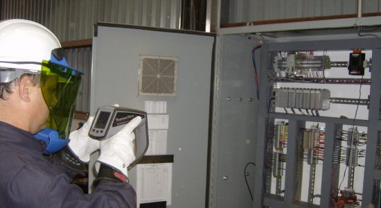 Infra-Red Inspection (Instruments & Others Services)